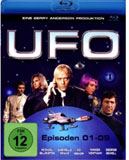 低画質でブルーレイ化されたドイツ版「謎の円盤UFO」