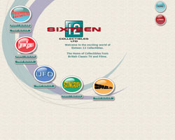 Sixteen 12 Collectiblesサイト