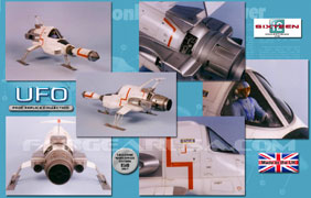 Sixteen 12 Collectibles「UFO Interceptor Replica Model」(25インチ)