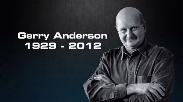 Gerry Anderson 1929-2012