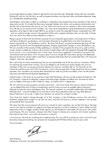 会員向けレター(2ページ目)