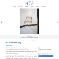 Alberto Peolaサイト