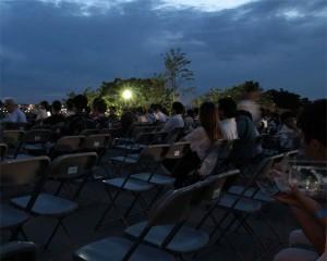 川崎市制記念多摩川花火大会上野毛会場