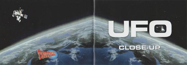 「UFO CLOSE-UP」表紙