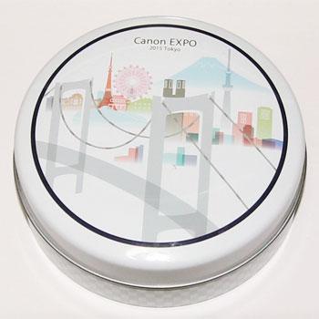 オリジナル缶入りの榮太樓飴