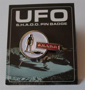 UFO/SHADO公式ピンバッジ