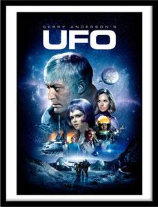 「謎の円盤UFO」公式ポスター