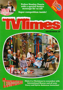 「FABtv Christmas TV Times」